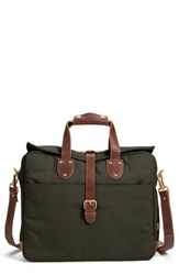 Men's United By Blue 'Lakeland' Laptop Bag Green Moss