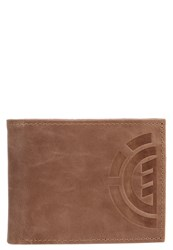 Element Daily Wallet Brown
