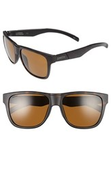 Smith Optics Men's 'Lowdown' 56Mm Polarized Sunglasses Matte Tortoise