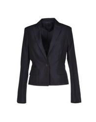Boss Black Blazers Dark Blue