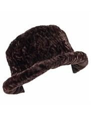 Dents Faux Astrakhan Fur Hat