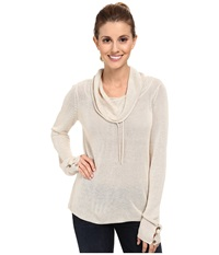 Royal Robbins Sunna Pullover Soapstone Women's Long Sleeve Pullover Beige