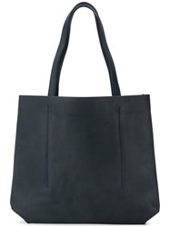 Isaac Reina N 934 Small Highway Tote Blue