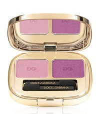Dolce And Gabbana Makeup Smooth Eye Colour Duo Female Tropical Pink