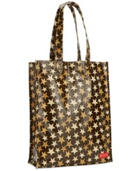 Macy's Coated Canvas Medium Tote Created For Black
