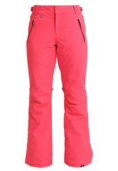 Roxy Winterbreak Waterproof Trousers Paradise Pink