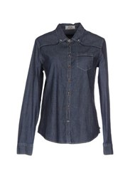 Vintage 55 Denim Denim Shirts Women