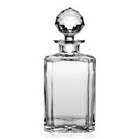William Yeoward Helen Square Spirit Decanter 850Ml