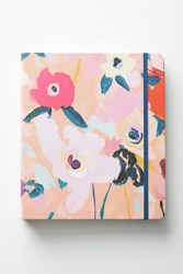 Anthropologie Picturesque Florals 2018 Planner Coral