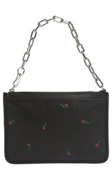 Alexander Wang Attica Chain Leather Pouch