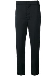 Haider Ackermann Cigarette Trousers Black