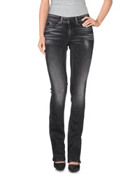 Only Denim Pants Black