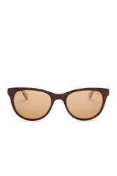 Sperry Women's Hatteras Polarized Sunglasses Brown