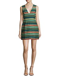 Alice Olivia Pacey Dress Multi