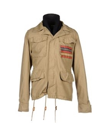 Red Soul Jackets Khaki