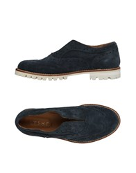 L'f Shoes Loafers Dark Blue