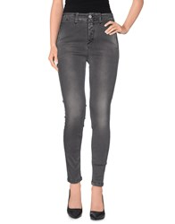 Cycle Denim Denim Trousers Women Grey