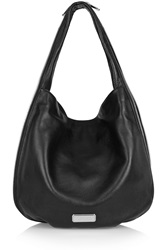 Marc By Marc Jacobs Hillier Textured Leather Shoulder Bag