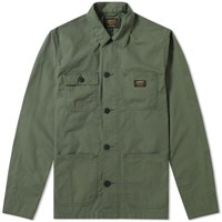 Carhartt Michigan Shirt Jacket Green