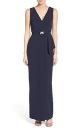 Vince Camuto Women's Crepe Gown