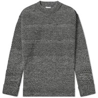 S.N.S. Herning Fisherman Crew Sweat Grey
