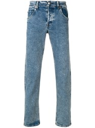 Gucci Classic Tapered Jeans Blue