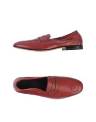 Doucal's Moccasins Maroon