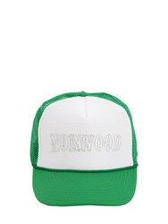 Norwood Chapters Cotton Trucker Hat Green