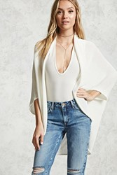 Forever 21 Contemporary Cocoon Cardigan