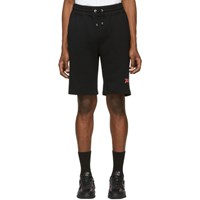 Filling Pieces Black 'Age' Shorts