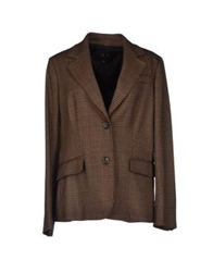 Daks London Blazers Brown