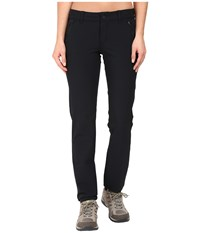 Mountain Hardwear Chockstone 24 7 Pants Black Women's Casual Pants
