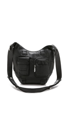 Christopher Kon Hobo Bag Black
