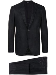Tonello Two Piece Suit Black