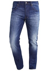 Lee Daren Straight Leg Jeans After Dark Blue Denim