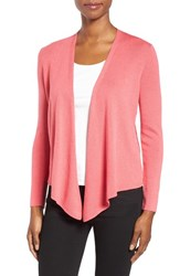 Nic Zoe Women's Four Way Convertible Cardigan French Rose