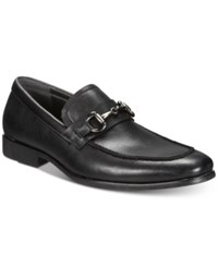 Unlisted By Kenneth Cole Men's Stay Bit Loafers Men's Shoes Black