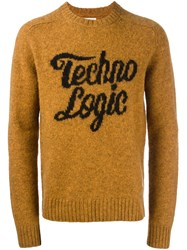 Wood Wood 'Kevin' Jumper Brown