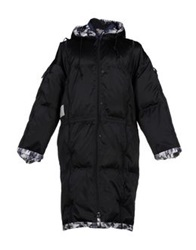 Final Home Down Jackets Black