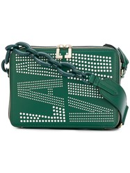 Lanvin Toffee Bag Green