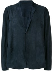 Salvatore Santoro Casual Blazer Blue