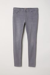 1b4029d455f Handm H M H M Treggings Gray