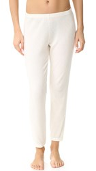 Eberjey Sweater Weather Leggings Ivory