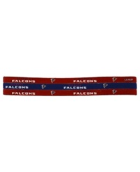 Little Earth Atlanta Falcons 3 Pack Elastic Headbands Team Color