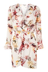 Love Frill Wrap Dress By Ivory