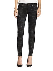 True Religion Casey Camouflage Print Skinny Jeans Bmbd Tiger
