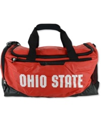 Nike Ohio State Buckeyes Training Duffel Bag Team Color
