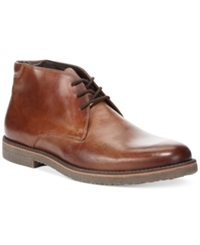 Alfani Lancer Leather Chukka Boots Only At Macy's Men's Shoes