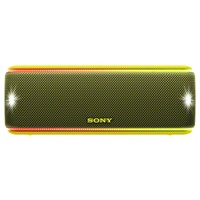 Sony Srs Xb31 Extra Bass Waterproof Bluetooth Nfc Portable Speaker With Led Ring And Strobe Lighting Yellow