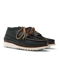G.H. Bass And Co. Lyndon Mid Ranger Boot Navy